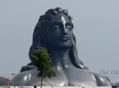 Prime Minister Sri Narendra Modi Unveiling 112 Feet Face Of Adi Yogi