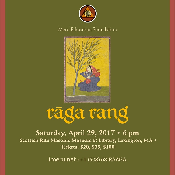 Ace Musicians From India To Join The Storm Of Melodies At Rāga-Rang