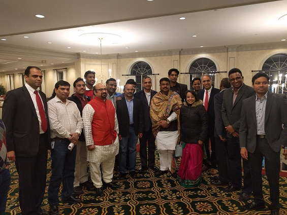 Meet And Greet With Minister Dharmendra Pradhan