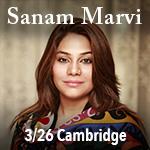 World Music Presents Sanam Marvi