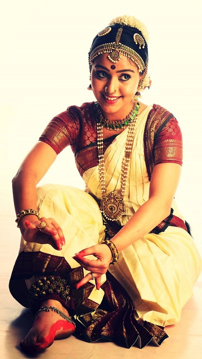 Shruthi Rao Gives A Scintillating Dance Performance