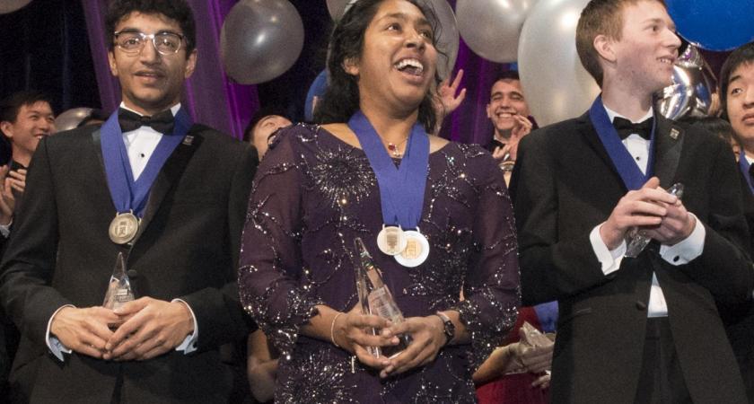 Indrani Das Wins The Top Award In The Regeneron Science Talent Search