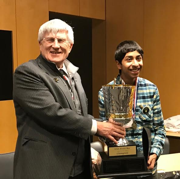 USA Brain Bee Championship Announces Winners!