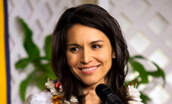 Tulsi Gabbard Elected Co-chair Of The Congressional India Caucus