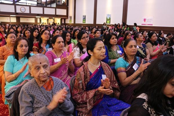 BAPS Women�s Conference Inspires And Empowers Women