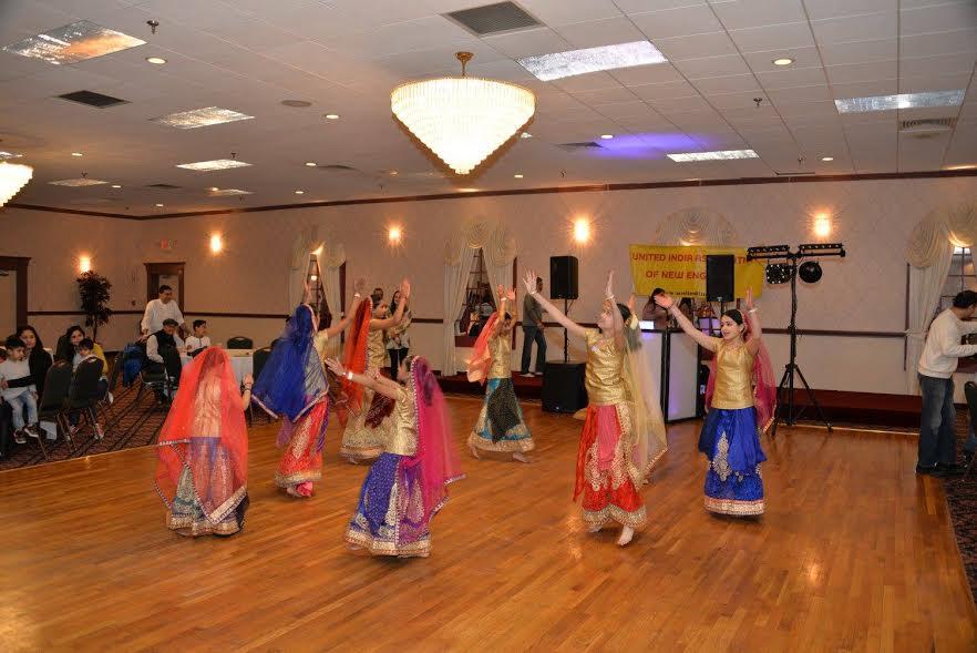 UIANE Celebrates Holi