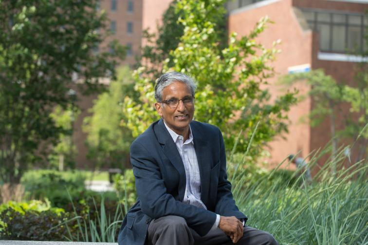 Professor Krishna Rajan Leads Multimillion Dollar Hunt For New Materials