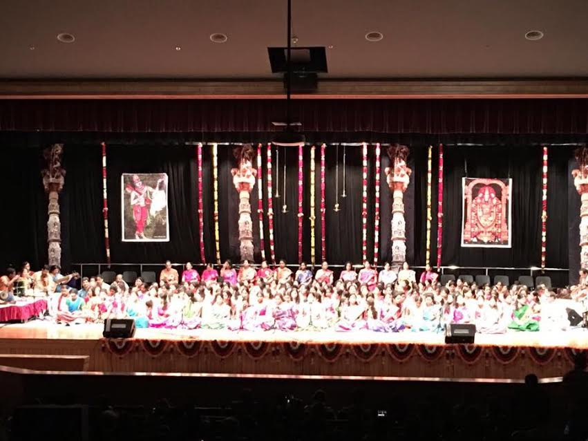 Annamayya Utsavam At Bellingham High School