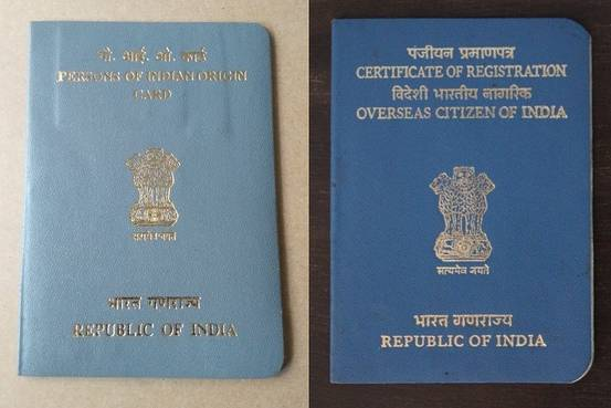 Deadline To Convert PIO Card To OCI Card Is June 30, 2017