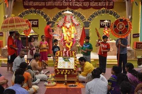 NESSP Sai Temple Conducted Sri SeetaRama Kalyanotsavam In A Grandeur Way