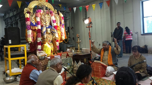 24th Annual Reading Of Tulasidas's SriRamacaritamanasa At SriLakshmi Temple