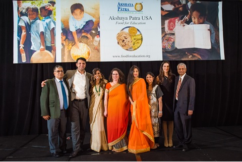 Akshaya Patra Raises $500,000 For School Meal Program