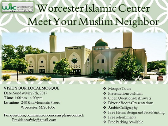 Meet Your Muslim Neighbor