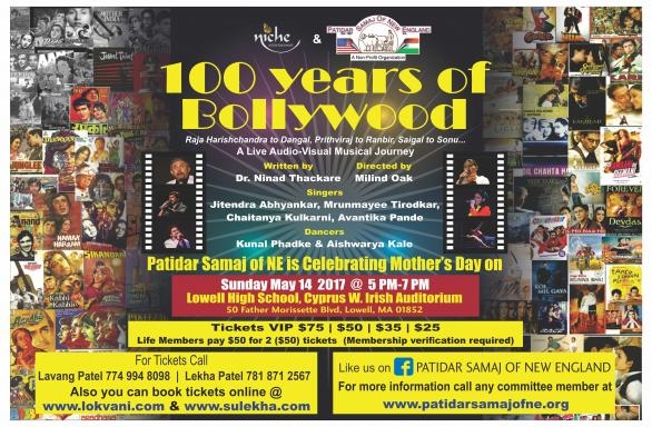 100 Years Of Bolloywood
