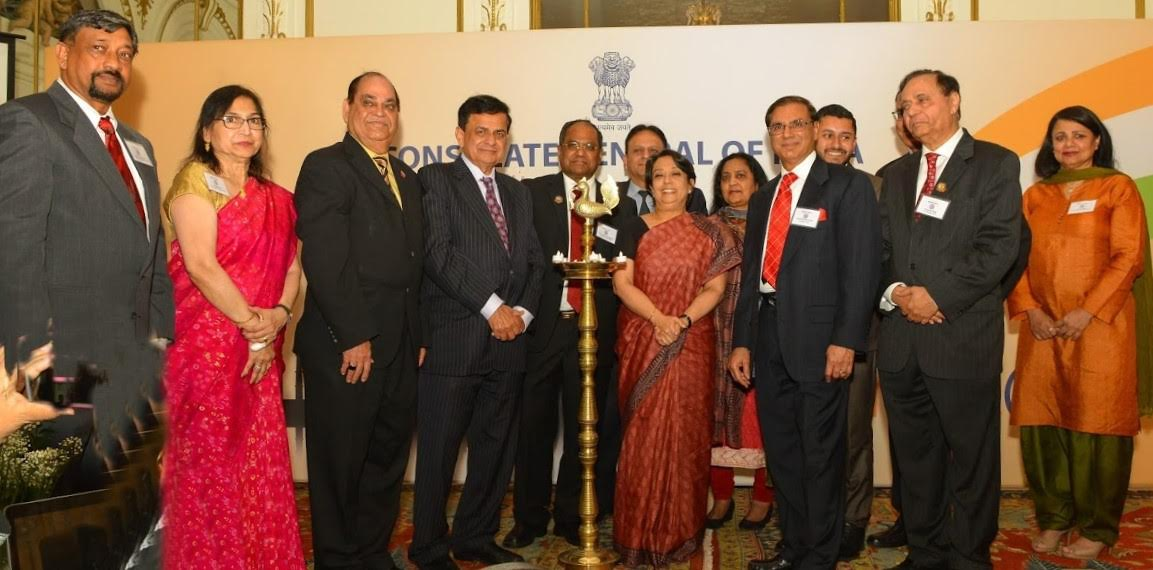 GOPIO's International Chamber Of Commerce (GICC) Launched