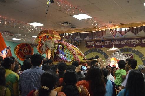 NESSP Annual Palkhi Festival