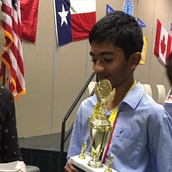 Pranay Varada Wins $50,000 National Geographic Bee Competition