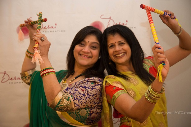 The Desai Foundation Celebrates 20 Years As An Organization At Annual Spring Garba In Boston