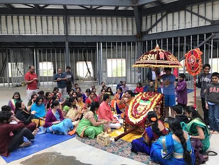 New England Shirdi Sai Parivaar Palkhi Festival