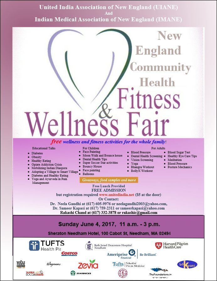 UIANE & IMANE: Health Fitness And Wellness Fair