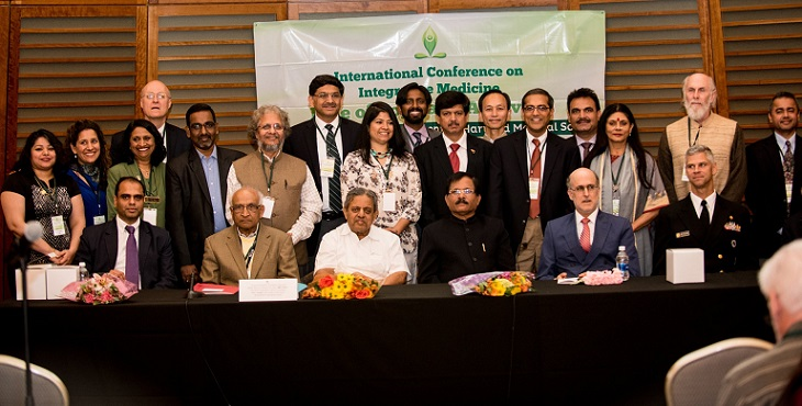 2nd Intl. Conf. On Integrative Medicine, Yoga And Ayurveda Held At Harvard Medical School
