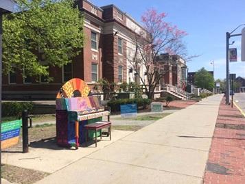 """The 'artful' Fabrication Piano"