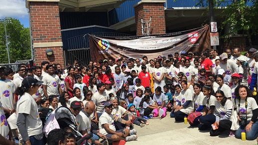 Harvard Tamil Chair Walkathon - Historical Walk For The Classical Tamil Education And Pride