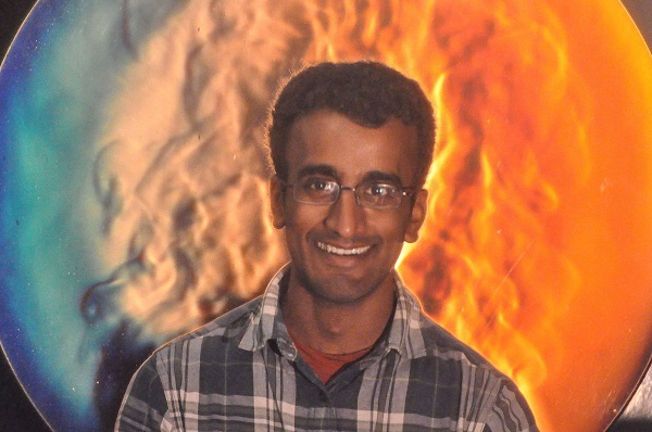 Anand Varma Named National Geographic 2017 Emerging Explorer