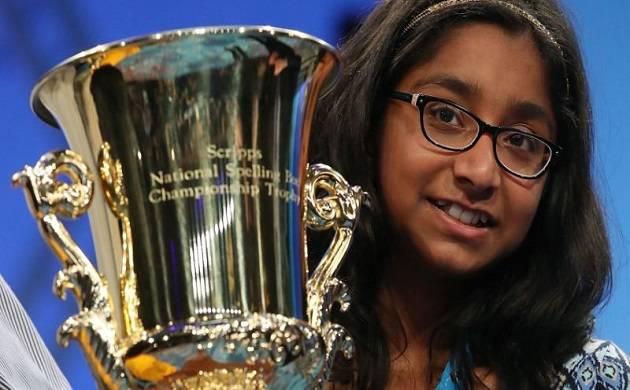 Ananaya Vinay Wins 2017 National Spelling Bee