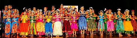 Shiva Shakthi -  Annual Dance Show By Sarasa Natya Academy