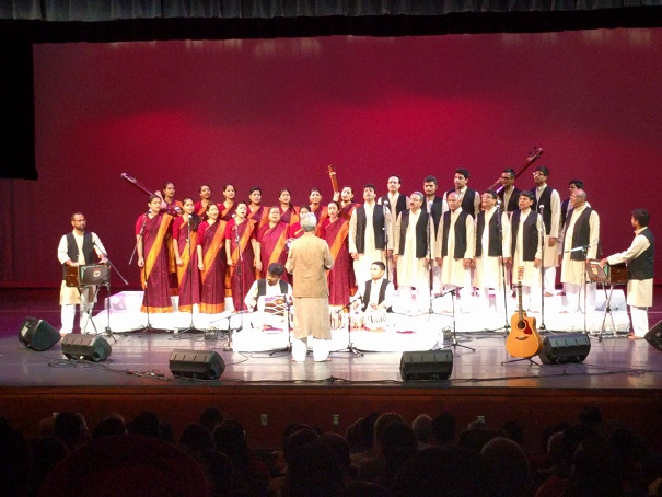Gandharva Choir: A Marvelous Music Program
