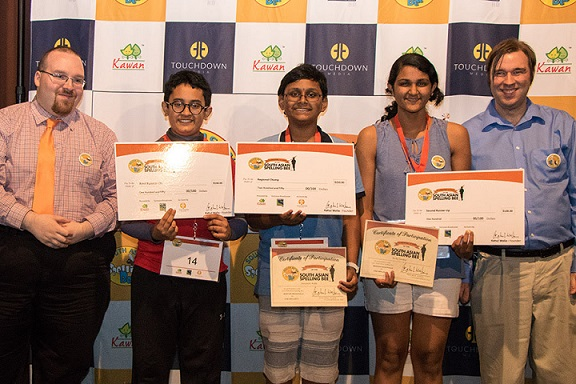 Richa Juvekar Second Runner Up In 2017 South Asian Spelling Bee