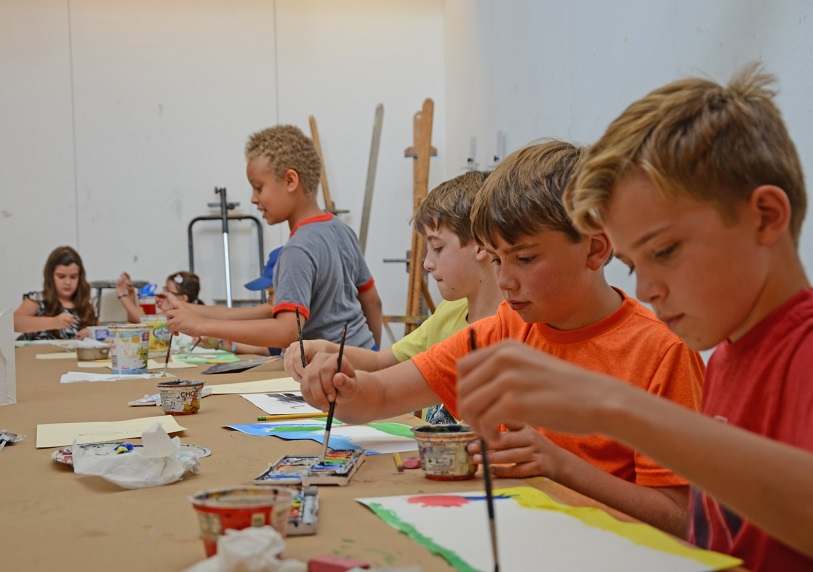 Arts, Science And Creative Exploration Converge This Summer In The Worcester Art Museum's Studio Art Classes