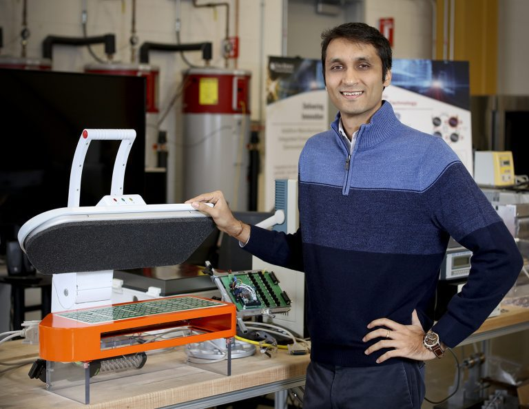 Viral Patel Invents Ultrasonic Clothes Dryer
