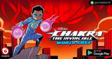 "Stan Lee's Indian Superhero Blasts Forward With A Mobile Game, ""CHAKRA: World Siege"""