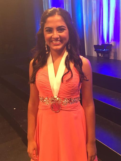 Neha Arora Named Finalist At 2017 'Distinguished Young Women Of America'