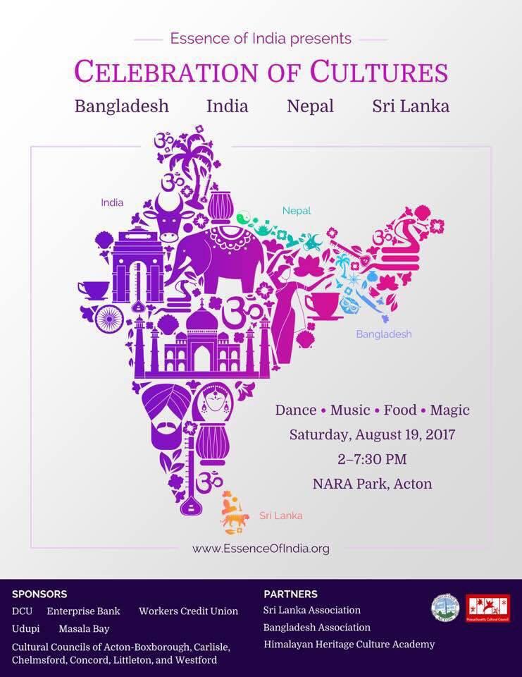 Essence Of India 2017