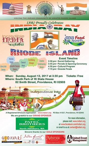 India Day Celebrations 2017