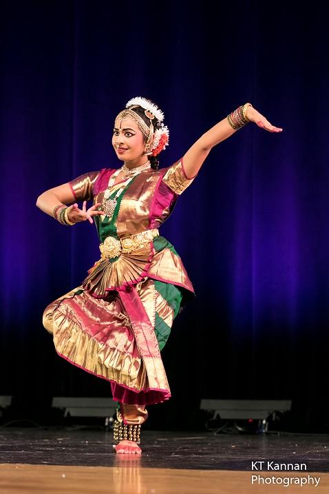 Arangetram: Akshitha Balagani And Samika Gangidi