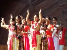 IAGB Celebrates India's 70th Independence Day At Hatch Shell