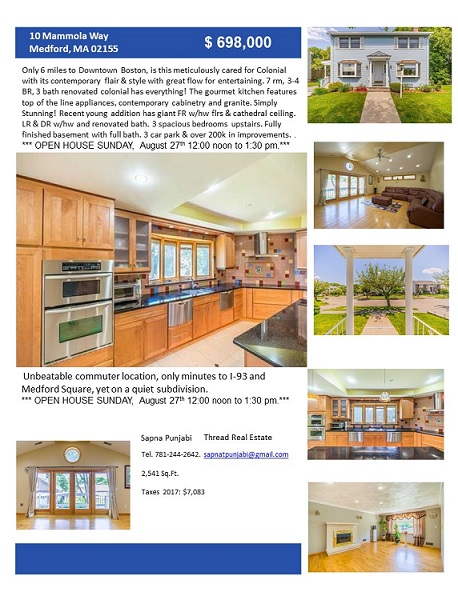 Classified- House For Sale