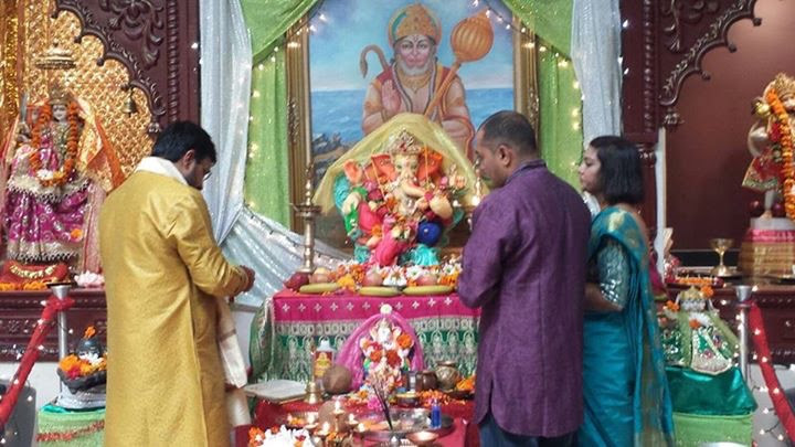 SDM: Ganesh Chathurthi And Ganesh Visarjan