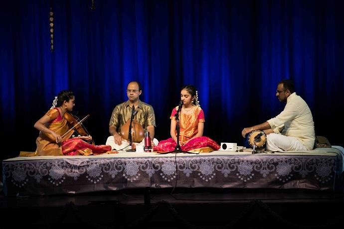 Vocal Arangetram - Diya Godavarti