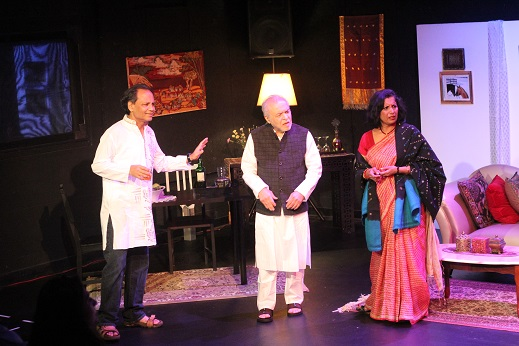 SETU's Fundraising Theatrical Event For Ekal Vidyalaya