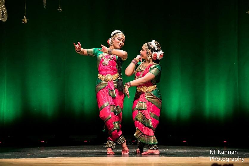 Bharatanatyam Arangetram: Akshitha Balagani And Samika Gangidi