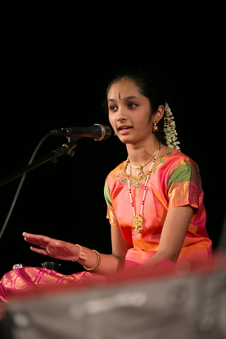 Carnatic Vocal Arangetram: Amrita Ajai Thirumalai