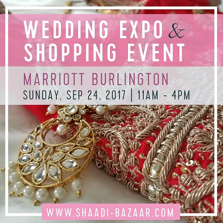Wedding Expo Shopping Event