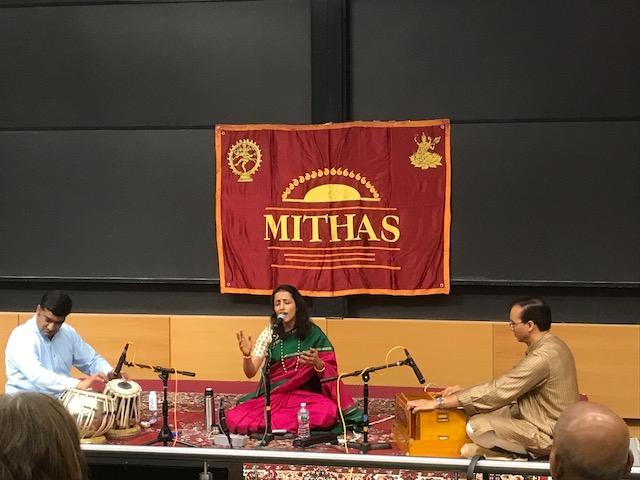 Variety Marks Priya Purushothaman's Hindustani Vocal Concert