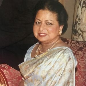 "Obituary: Sujyothi ""Sue"" Shetty"