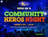 Lokvani Community Heros Night